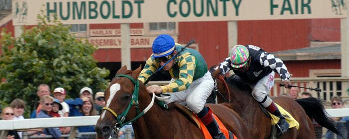 Humboldt County Fair 171 Cal Racing